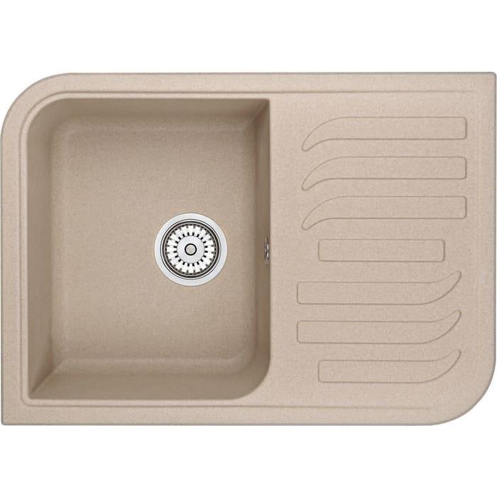 Кухонная мойка Granula GR-7001 песок