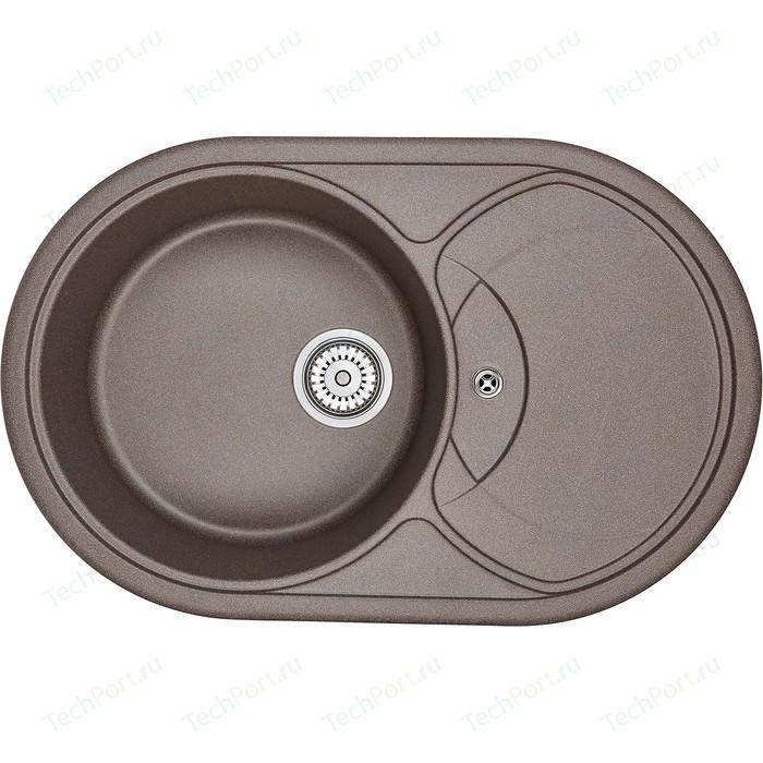 Кухонная мойка Granula GR-7801 эспрессо
