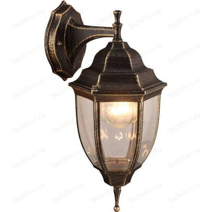 Фото - Уличный настенный светильник Arte Lamp A3152AL-1BN уличный светильник arte lamp atlanta a1041al 1bn