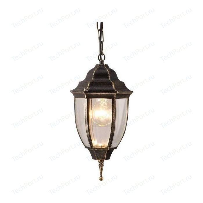 Фото - Уличный подвесной светильник Arte Lamp A3151SO-1BN arte lamp уличный светильник berlin a1014fn 1bn
