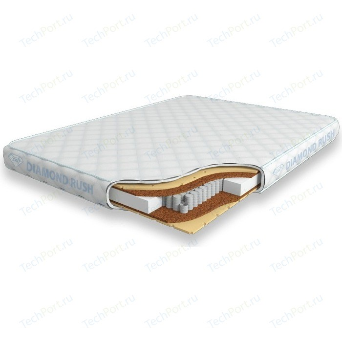 Матрас Diamond rush Comfy-1 1440Mini (120x190x10 см)