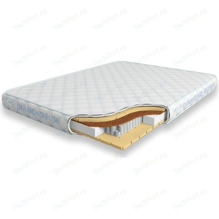 Матрас Diamond rush Comfy-2 Contrast 1440Mini (180x200x11 см)
