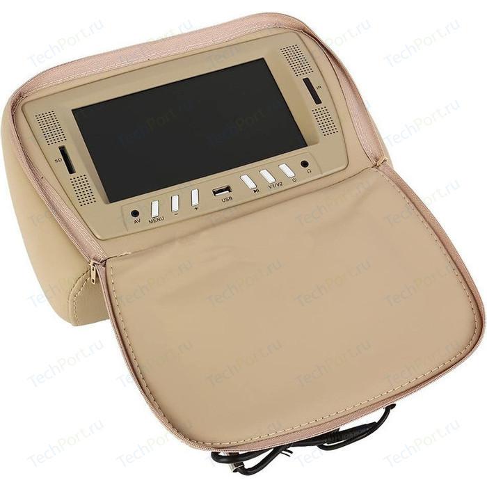 Автомобильный монитор Mystery MMH-7080CU beige