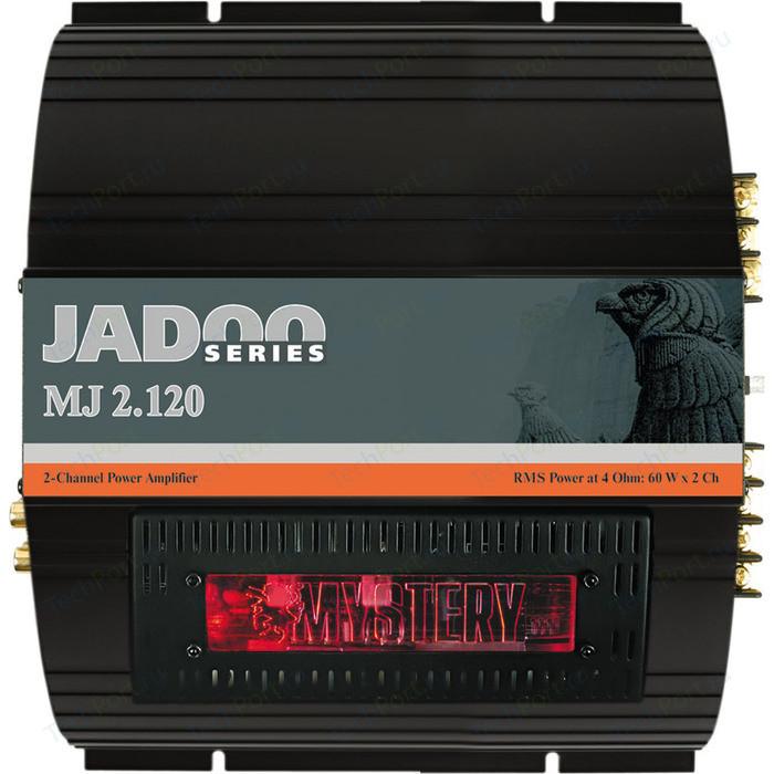 Автомобильный усилитель Mystery MJ 2120