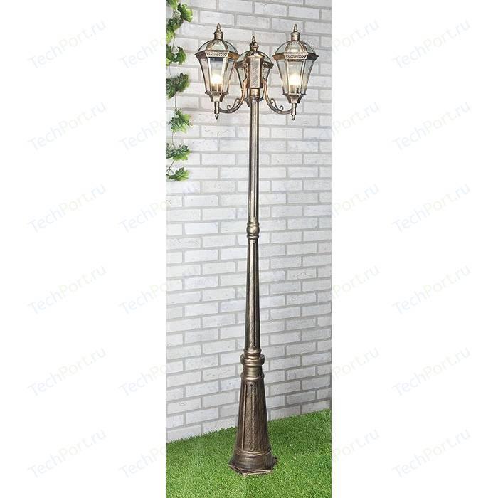 Уличный фонарь Elektrostandard 4690389012266