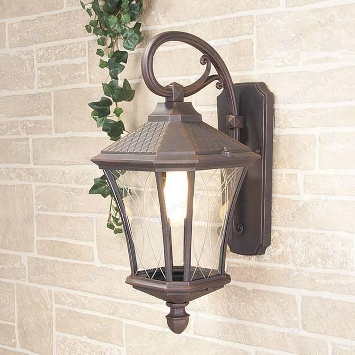 Уличный настенный светильник Elektrostandard 4690389064838