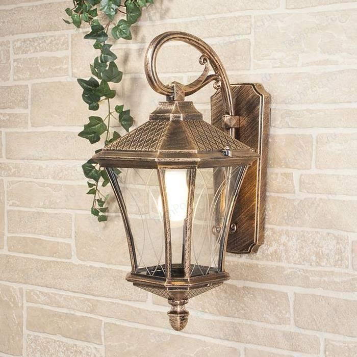 Уличный настенный светильник Elektrostandard 4690389064845