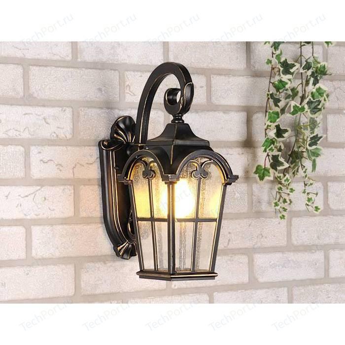 Уличный настенный светильник Elektrostandard 4690389017377