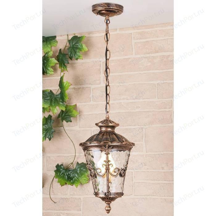 Уличный подвесной светильник Elektrostandard 4690389042881