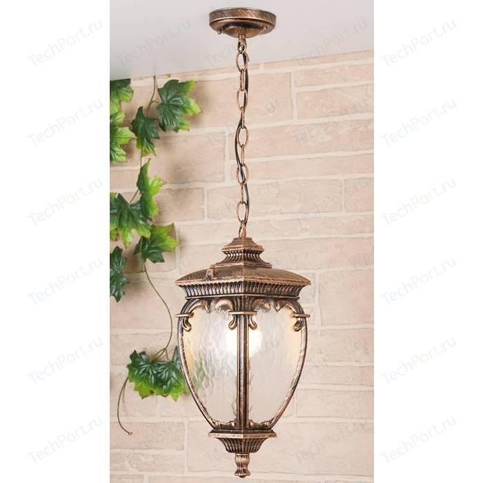 Уличный подвесной светильник Elektrostandard 4690389042737