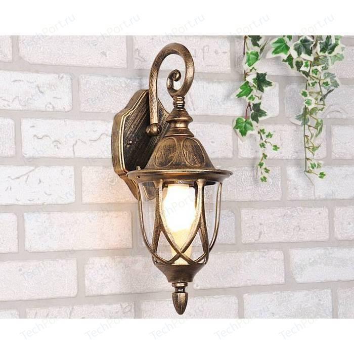 Уличный настенный светильник Elektrostandard 4690389012280 уличный настенный светильник elektrostandard 4690389076077