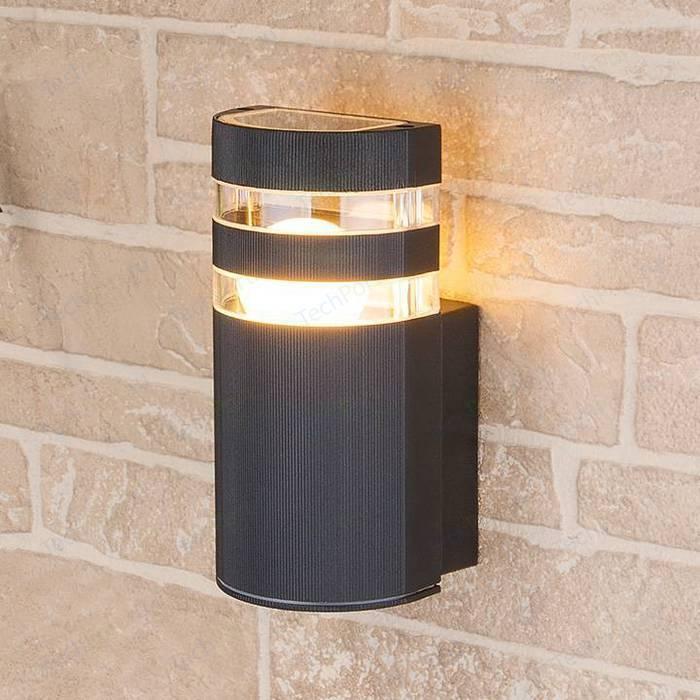 Уличный настенный светильник Elektrostandard 4690389067716