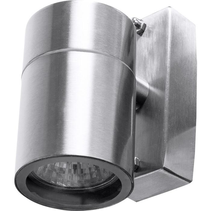 Уличный настенный светильник Arte Lamp A3202AL-1SS