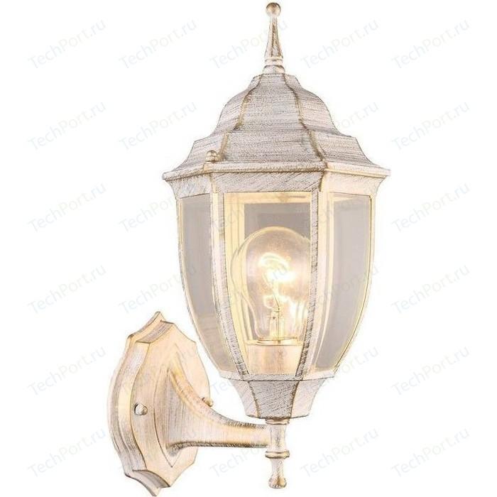 Уличный настенный светильник Arte Lamp A3151AL-1WG