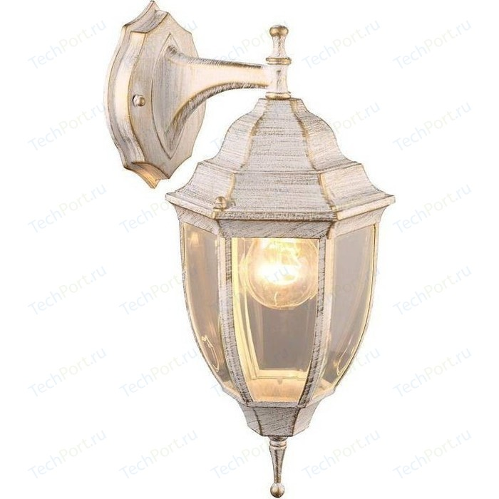 Уличный настенный светильник Arte Lamp A3152AL-1WG