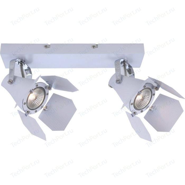 Фото - Спот Arte Lamp A3092AP-2WH спот arte lamp compass a3102al 2wh