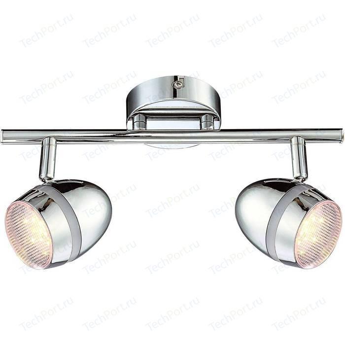 Спот Arte Lamp A6701PL-2CC