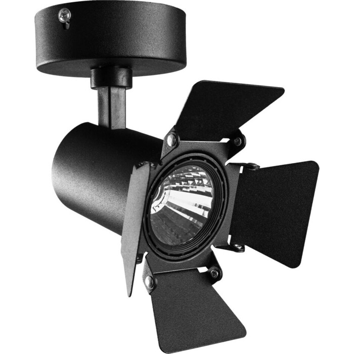 Спот Arte Lamp A6709AP-1BK светодиодный спот arte lamp a7717pl 1bk