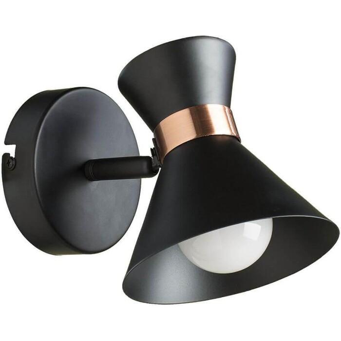 Спот Arte Lamp A1406AP-1BK