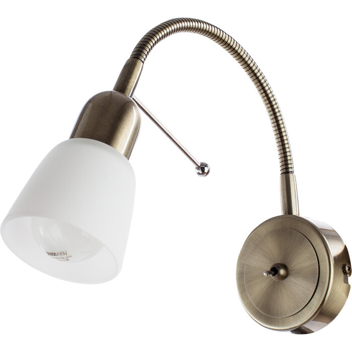 Спот Arte Lamp A7009AP-1AB