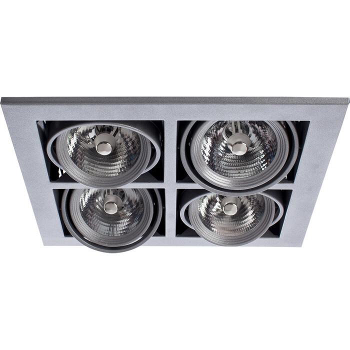 Встраиваемый светильник Arte Lamp A5930PL-4SI