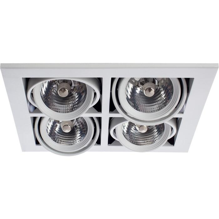 Встраиваемый светильник Arte Lamp A5930PL-4WH