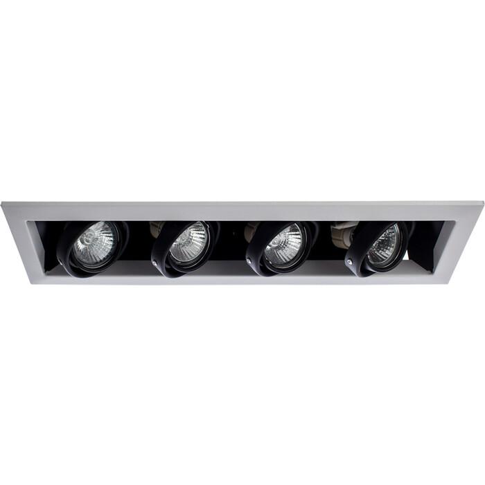Встраиваемый светильник Arte Lamp A5941PL-4WH