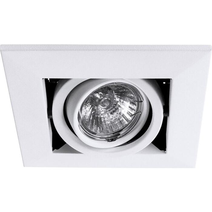 Встраиваемый светильник Arte Lamp A5941PL-1WH