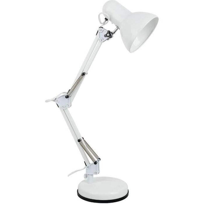 Настольная лампа Arte Lamp A1330LT-1WH настольная лампа arte lamp villaggio a3400lt 1wh