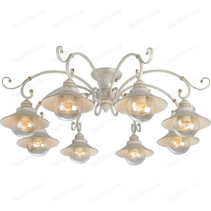 Потолочная люстра Arte Lamp A4577PL-8WG