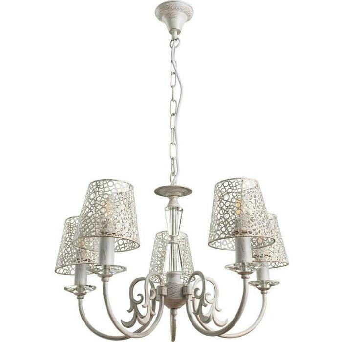 Подвесная люстра Arte Lamp A5468LM-5WG