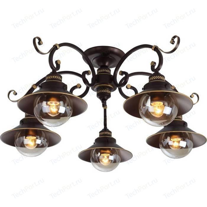 Потолочная люстра Arte Lamp A4577PL-5CK