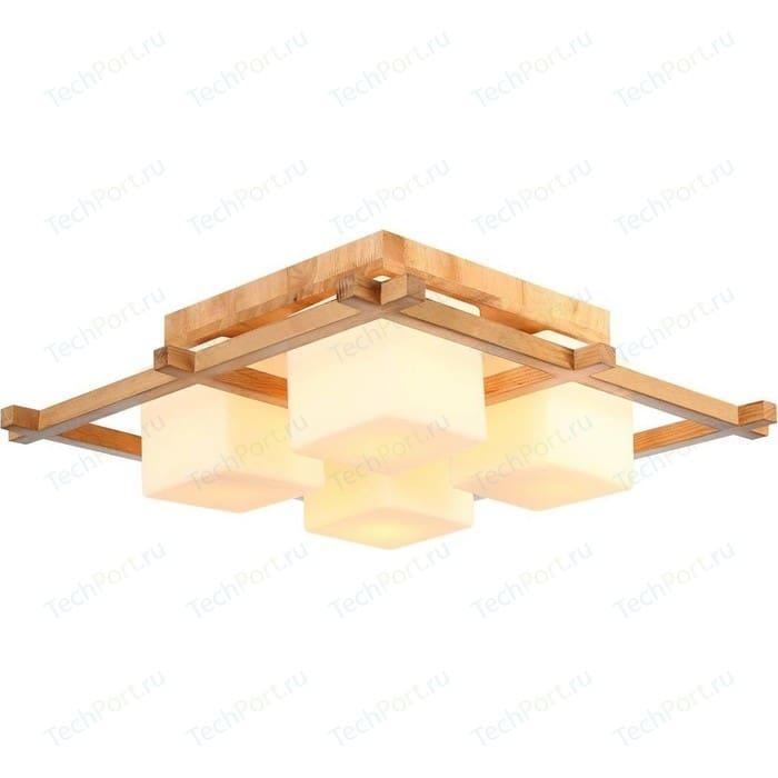 цена на Потолочная люстра Artelamp A8252PL-4BR