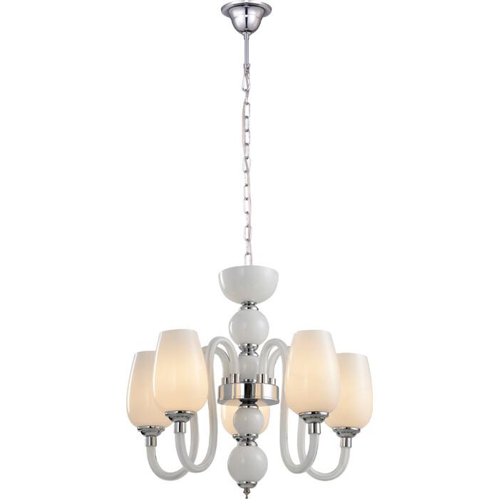 Подвесная люстра Arte Lamp A1404LM-5WH