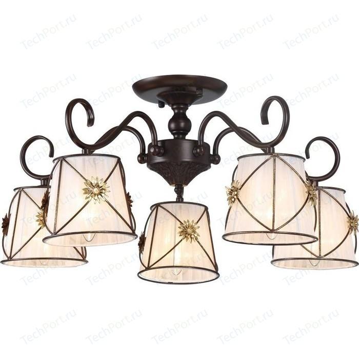 Потолочная люстра Arte Lamp A5495PL-5BR