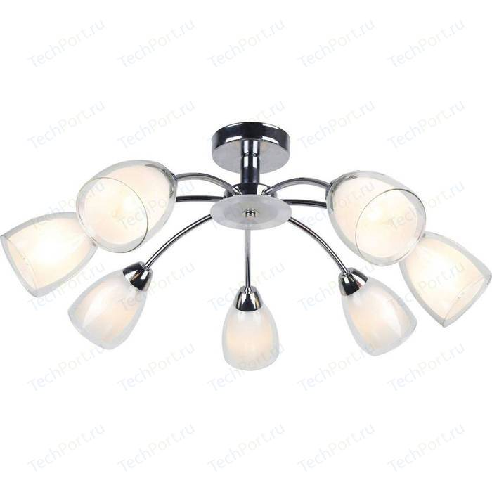 Потолочная люстра Arte Lamp A7201PL-7CC