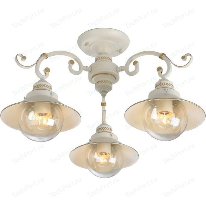 Потолочная люстра Arte Lamp A4577PL-3WG