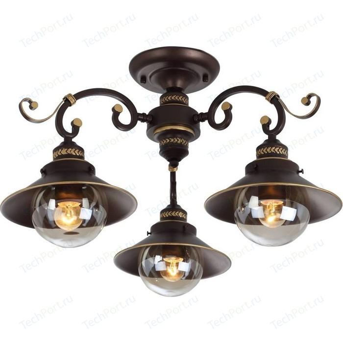 Потолочная люстра Arte Lamp A4577PL-3CK потолочная люстра arte lamp a4577pl 8ck