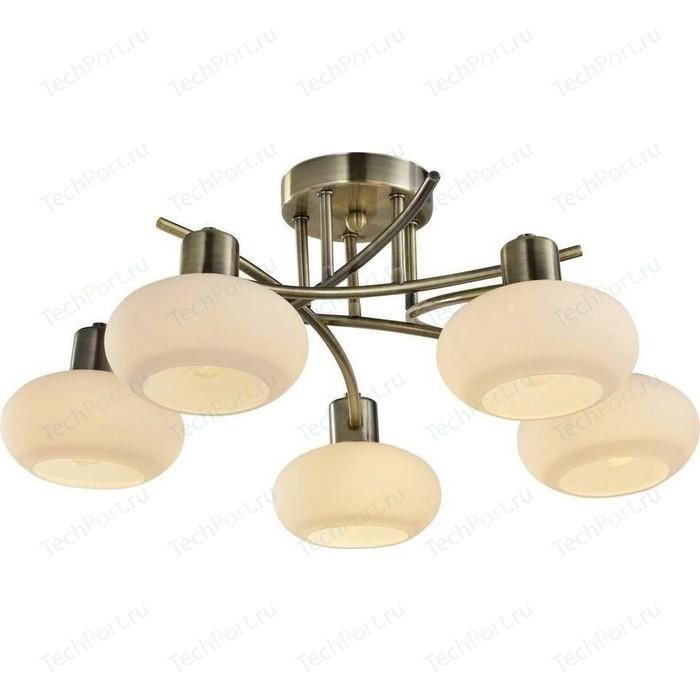 Потолочная люстра Arte Lamp A7556PL-5AB
