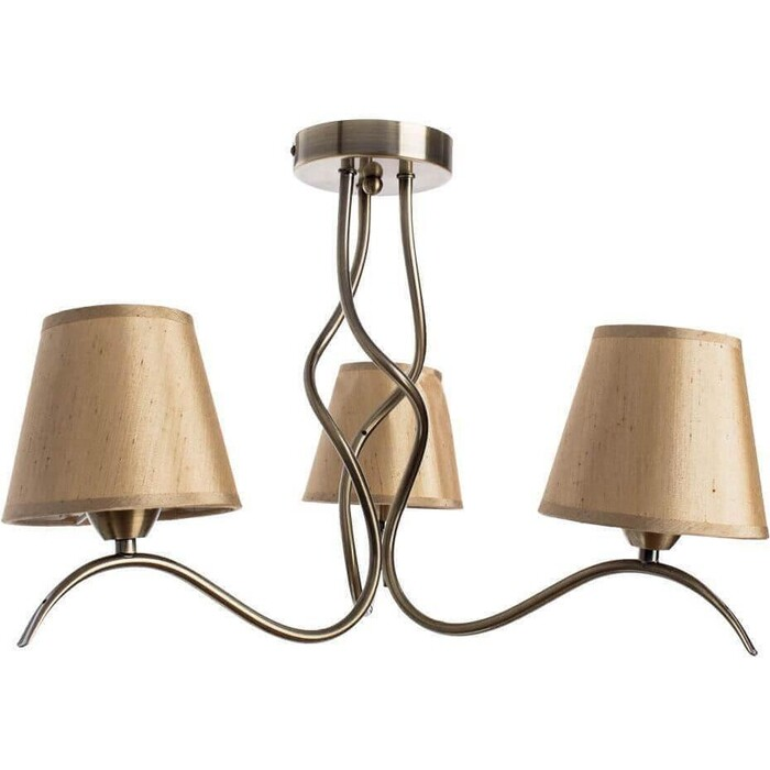 Потолочная люстра Arte Lamp A6569PL-3AB