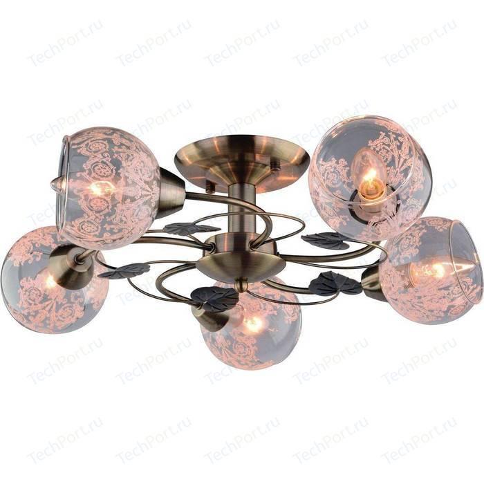 Потолочная люстра Arte Lamp A1292PL-5AB