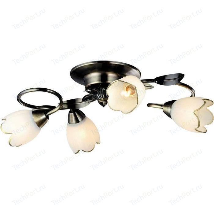 Фото - Потолочная люстра Arte Lamp A6061PL-4AB люстра arte lamp a6061pl 4ab