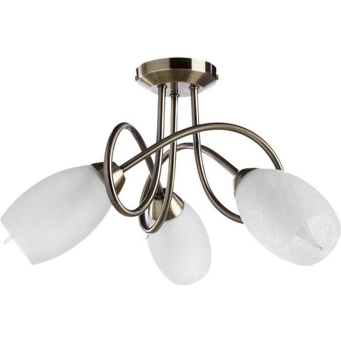Потолочная люстра Arte Lamp A8616PL-3AB