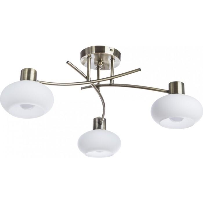 Потолочная люстра Arte Lamp A7556PL-3AB