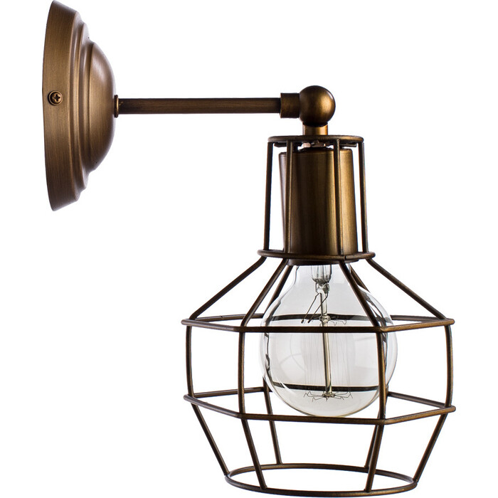 Бра Arte Lamp A9182AP-1BZ