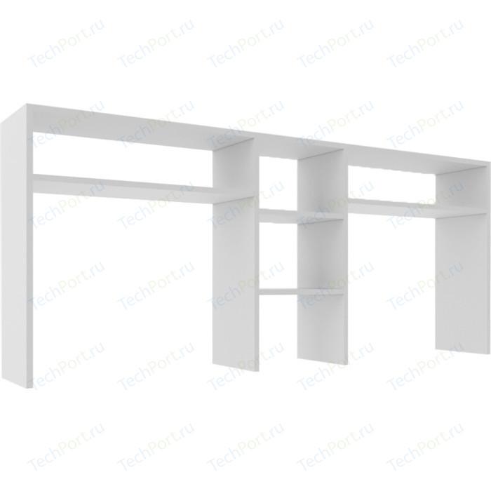 Надставка для стола Мастер Тандем-2 (белый)