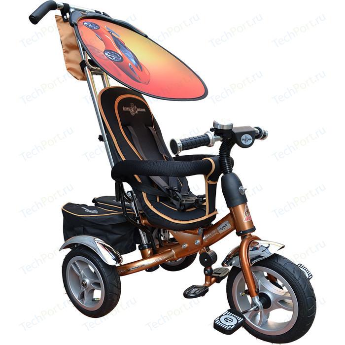 Велосипед трехколёсный Lexus Trike Vip (MS-0561) бронза