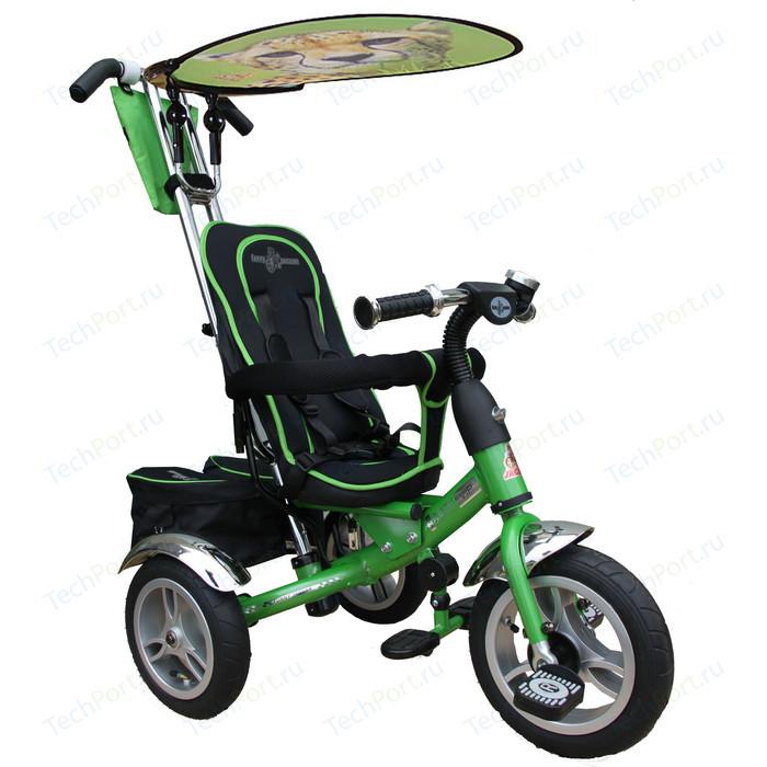 Велосипед трехколёсный Lexus Trike Vip (MS-0561) зеленый