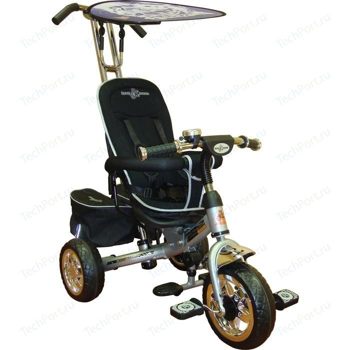 Трехколесный велосипед Lexus Trike Next Evo (MS-0565) серебро