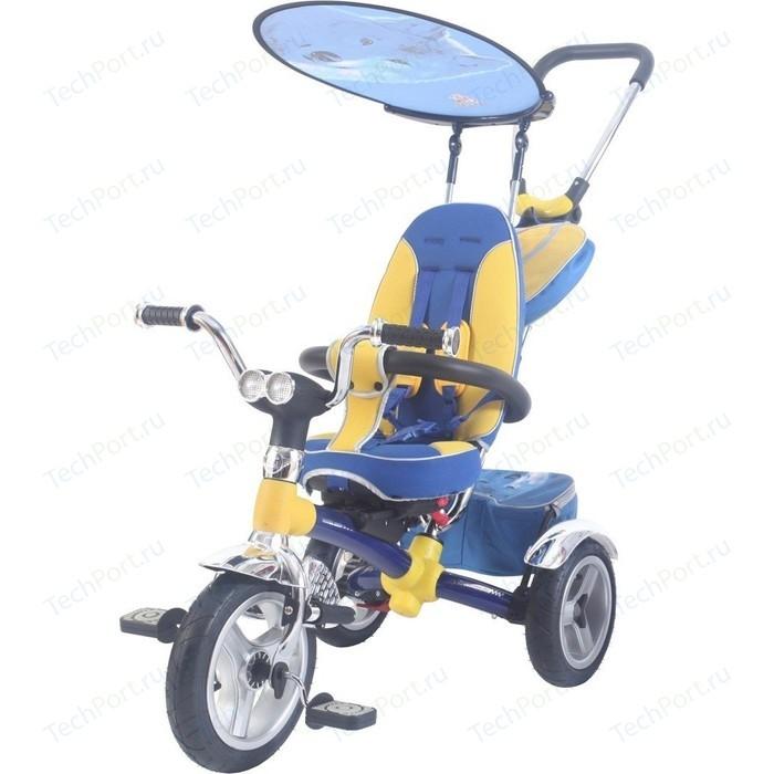 Велосипед трехколесный Lexus Trike GREAT ICON (MS-0595) синий